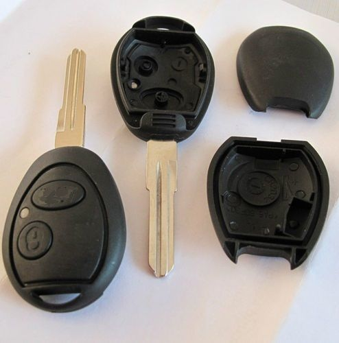 CWE100680BLANK - Land Rover Discovery 2 (TD5) Key Fob - No Electrics  Included
