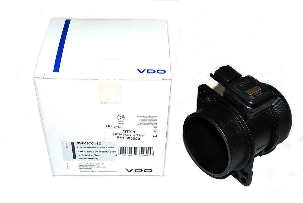 PHF500101 VDO LAND ROVER DISCOVERY 3 /& 4 2.7 TDV6 NEW OEM MASS AIR FLOW SENSOR