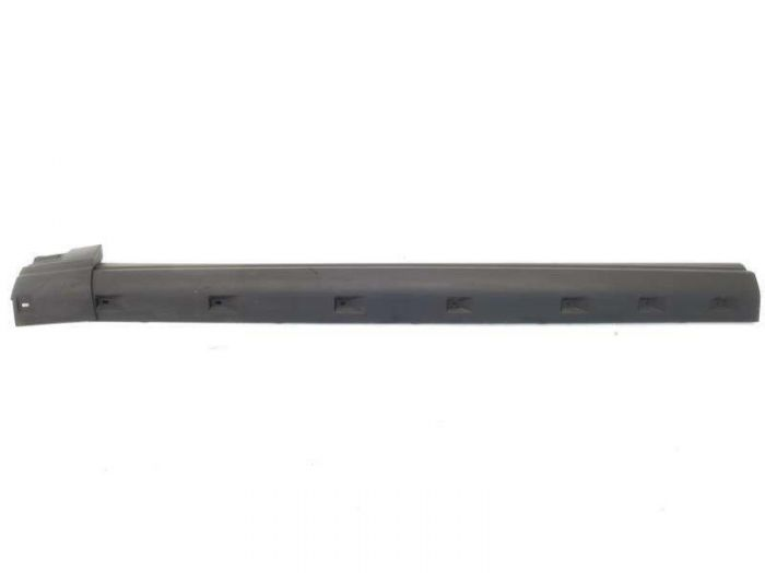 Genuine Land Rover Discovery 3 Left Stainless Steel Satin Chrome Side Wing Vent
