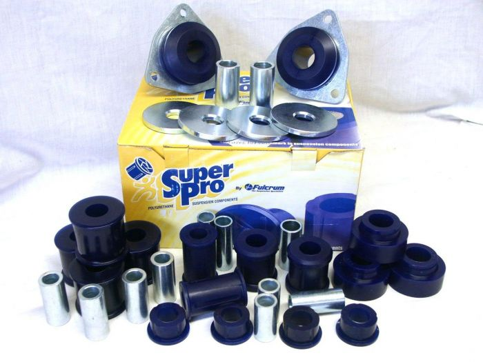SuperPro SPF0195K Front Radius Arm To Diff Mount Polyurethane Bush Kit