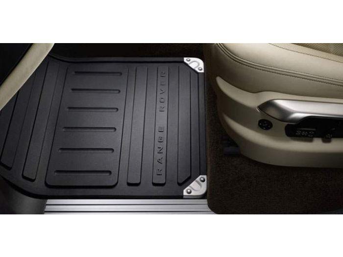 Genuine Land Rover Rubber Floor Mat Set VPLMS0084 for Range Rover L322