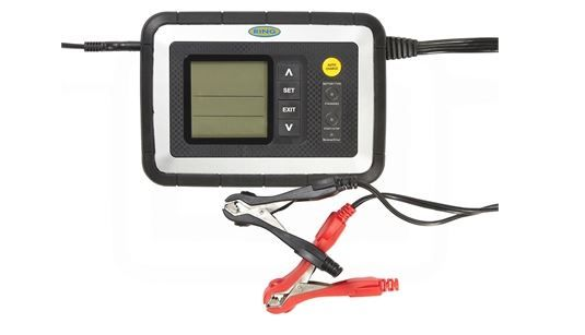 DA3185R - Universal Multi-Stage Battery Charger by Ring - Perfect for Land  Rover or Range Rover