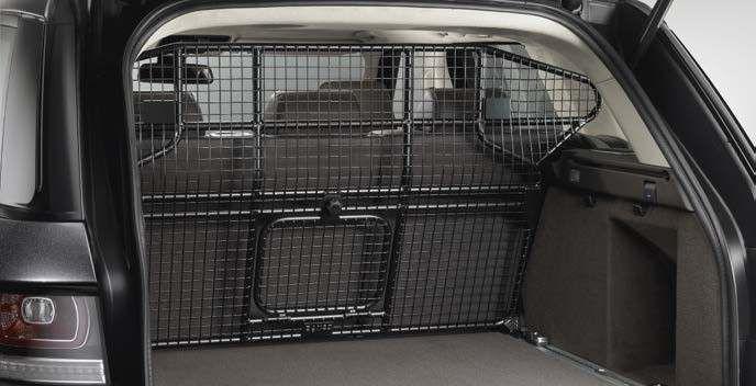 HAWKE Range Rover Evoque Compatible Bonnet Styling Vents Silver Black Mesh SALE