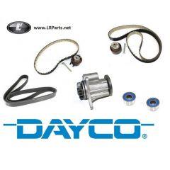 1324390 Range Rover Sport 2.7TdV6 DAYCO Fuel Pump Drive Belt Kit to`07