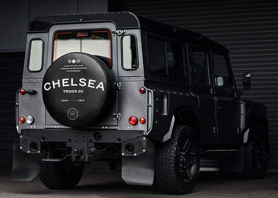 Chelsea Truck for Land Rover Defender