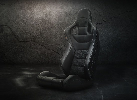 Seats and Seat Belts by Chelsea Truck Co