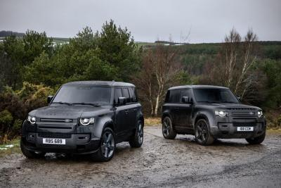 Powerhouse New Defender Wows Goodwood Crowds