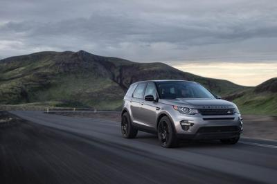 First Land Rover Discovery Sport  leaves Halewood plant