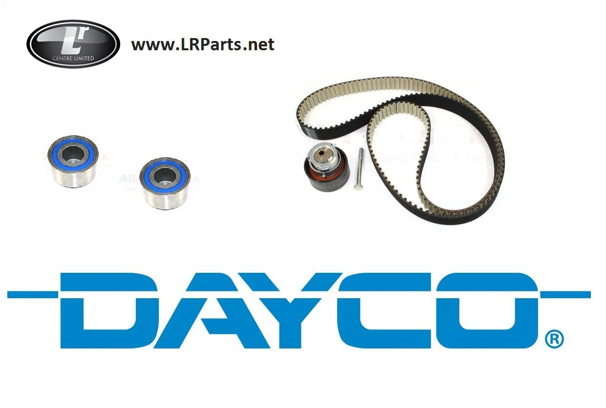 Lrc1092 Tdv6 27 30 Front Timing Belt Tensioners And Idlers Rover Discovery 3 4 Range Sport Lr Parts