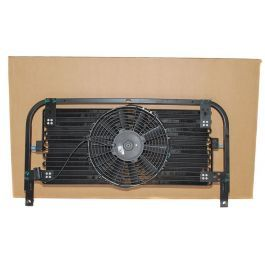 Lr025985 Defender Air Conditioning Condenser For Puma
