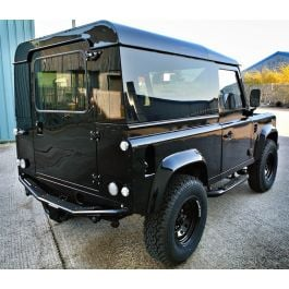 Pano 90 Defender Panoramic Tinted Window Kit Lr Parts