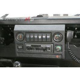 Tfigdbb Iron Goat Defender Dash Centre Console In Black